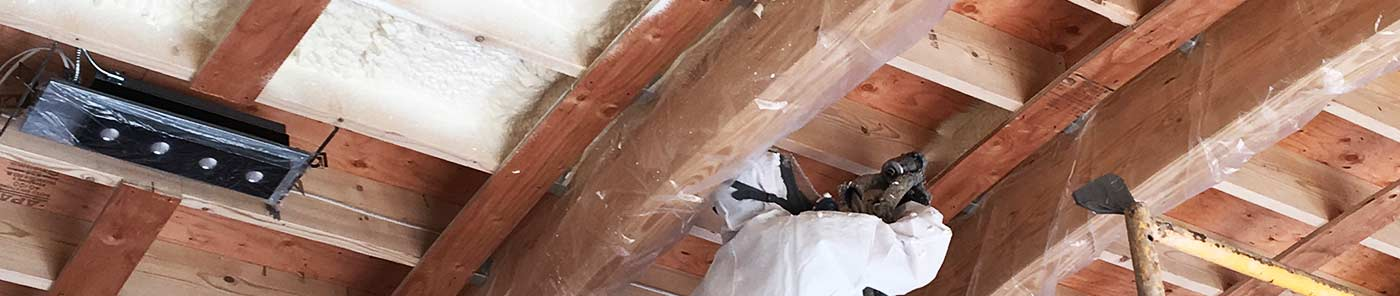 Spray Foam Insulation Contractor & Commercial Fireproofing Services